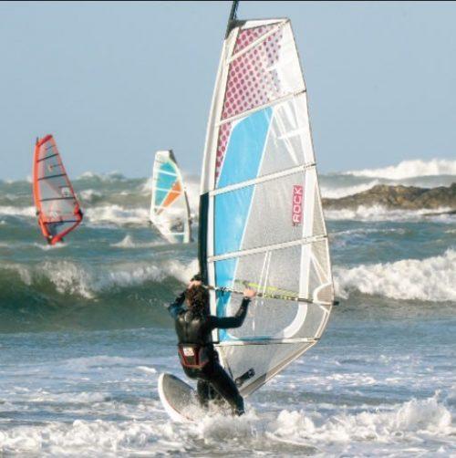 GC385 Windsurfing