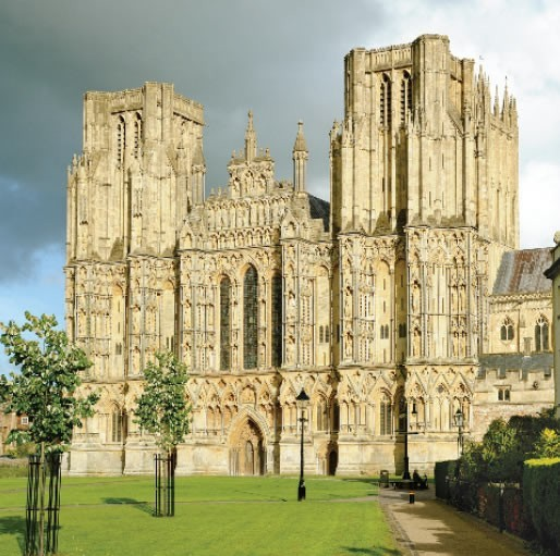 GC250 Wells Cathedral