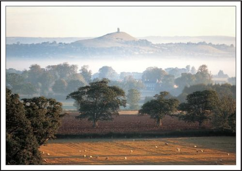 GC1 Glastonbury Tor