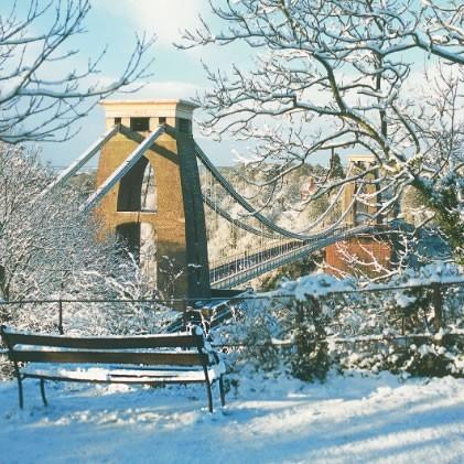 Clifton Suspension Bridge GC256