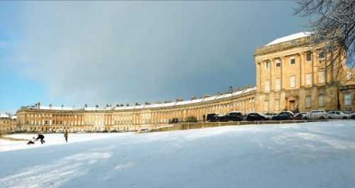 The Royal Crescent G374