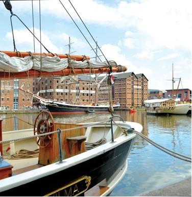GC398 Gloucester Quay