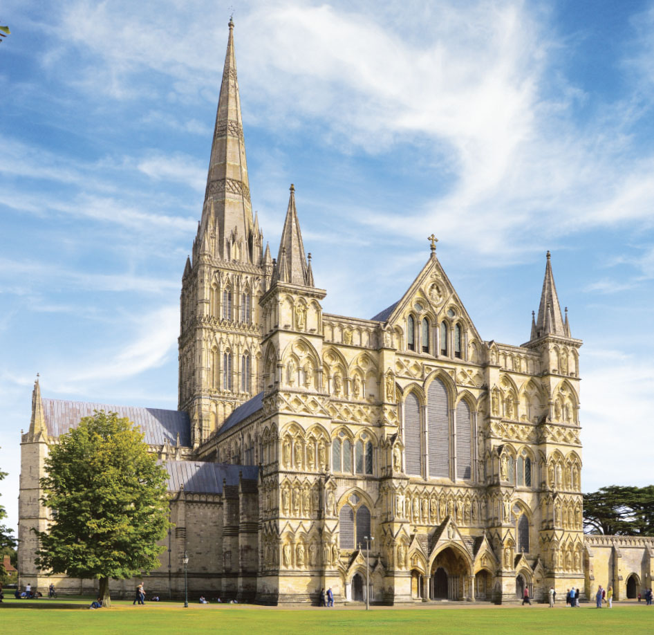Salisbury Cathedral GC104