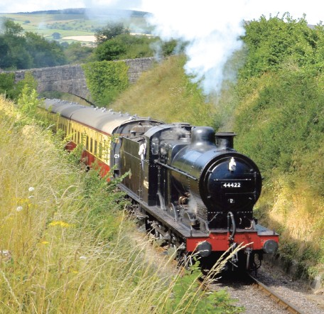 GC103 Full Steam Ahead