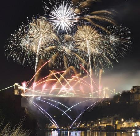 GC288 Bristol Fireworks